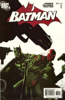 BATMAN #647 NM