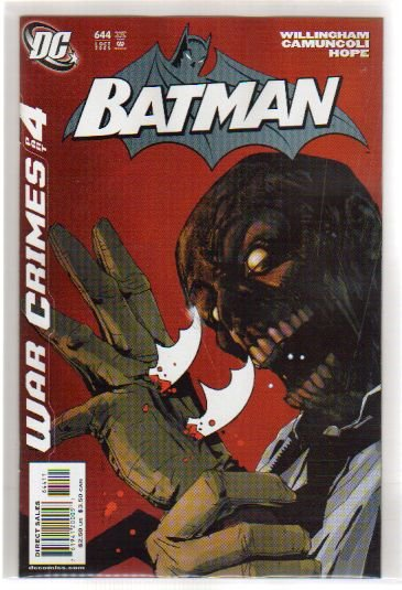 BATMAN #644 NM