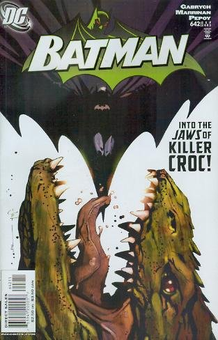 BATMAN #642 NM