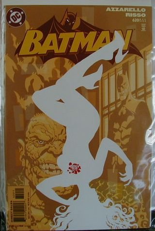 BATMAN #620 NM