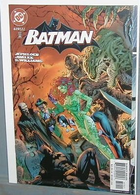 BATMAN #619 NM VILLAINS COVER