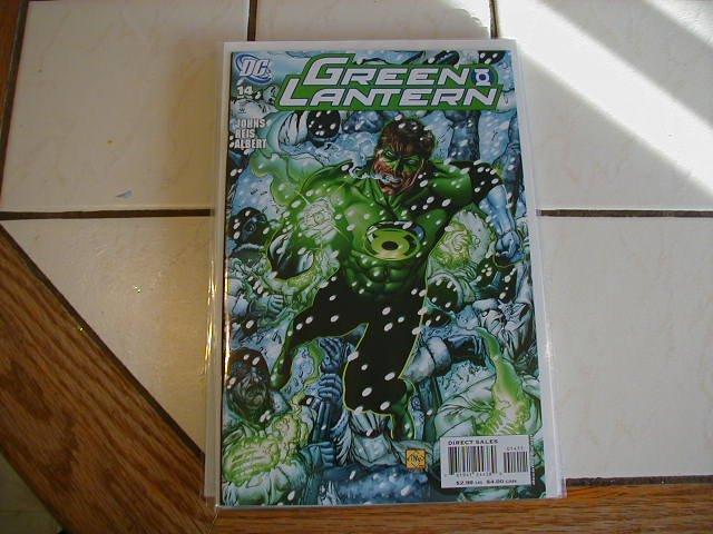 GREEN LANTERN #14  NM(2006)