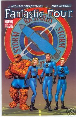FANTASTIC FOUR #527 NM VARIANT EDITION