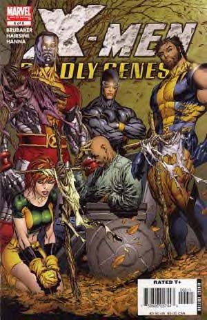 X-MEN DEADLY GENESIS #6 NM