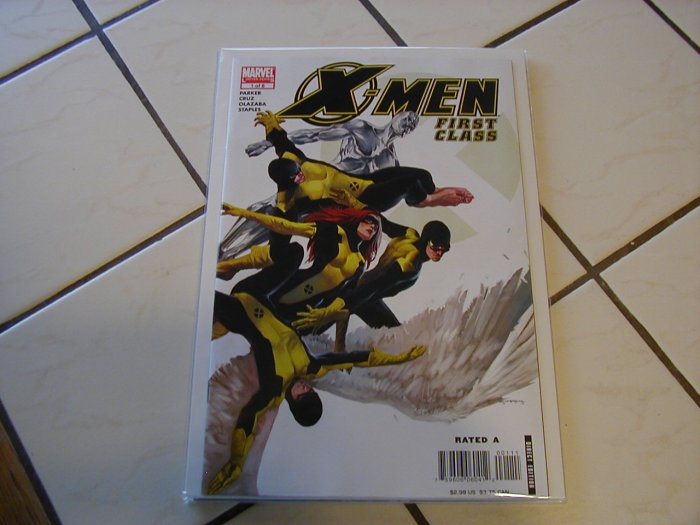 X-MEN FIRST CLASS #1 NM