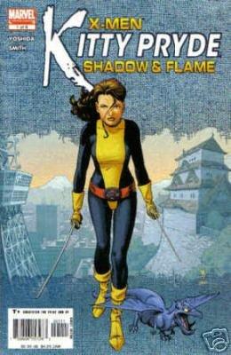 X-MEN KITTY PRIDE SHADOW & FLAME #1 NM