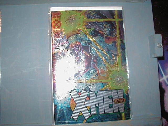 X-MEN OMEGA NM