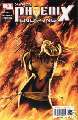 X-MEN PHOENIX ENDSONG #1 NM