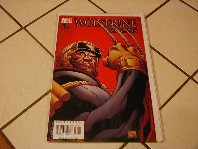 WOLVERINE ORIGINS #8 NM REGULAR ED