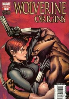 WOLVERINE ORIGINS #9 NM VARIANT EDITION