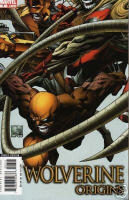 WOLVERINE ORIGINS #7 A COVER NM