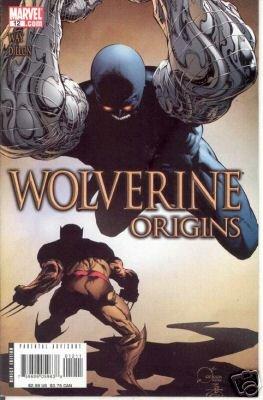 WOLVERINE ORIGINS #12 NM