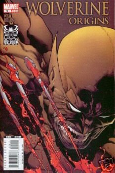 WOLVERINE ORIGINS #9 NM REGULAR ED
