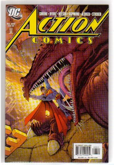 ACTION COMICS #833 NM