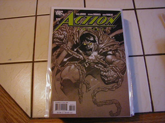ACTION COMICS #845 NM