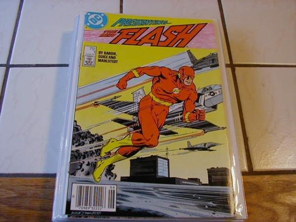 FLASH VOL2 #1