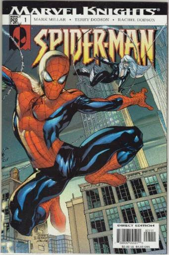 MARVEL KNIGHTS SPIDER-MAN #1
