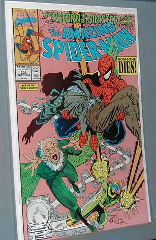 Amazing Spider-man #336
