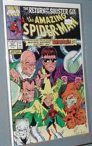 Amazing Spider-man #337
