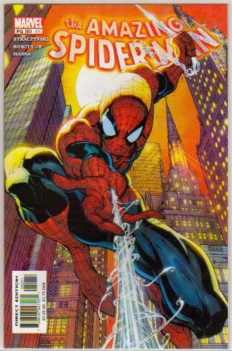 Amazing Spider-man VOL 2 #50(491)