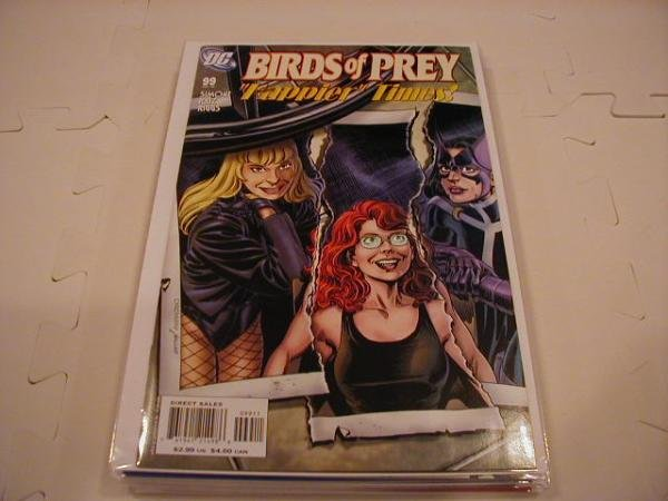 BIRDS OF PREY #99 NM
