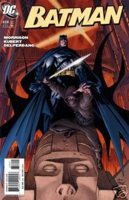 "BATMAN #658 ""BATBRAT"" NM"