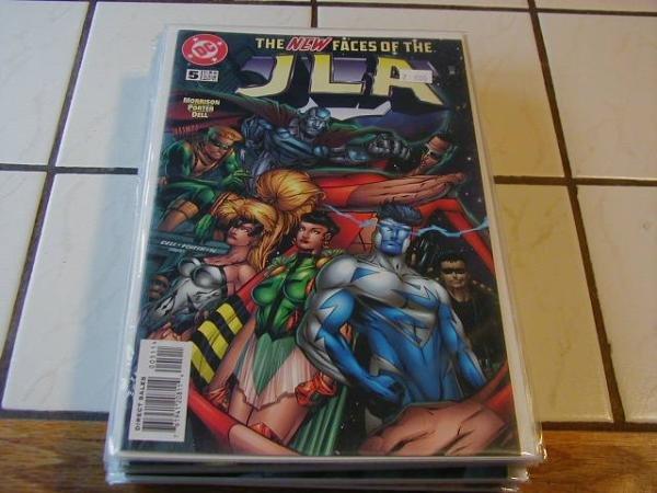 JLA #5