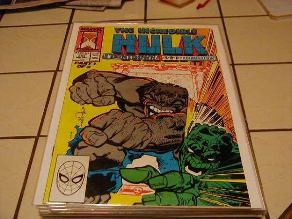 INCREDIBLE HULK #364