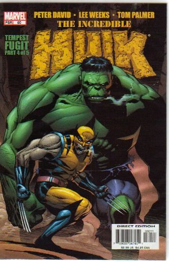 INCREDIBLE HULK #80