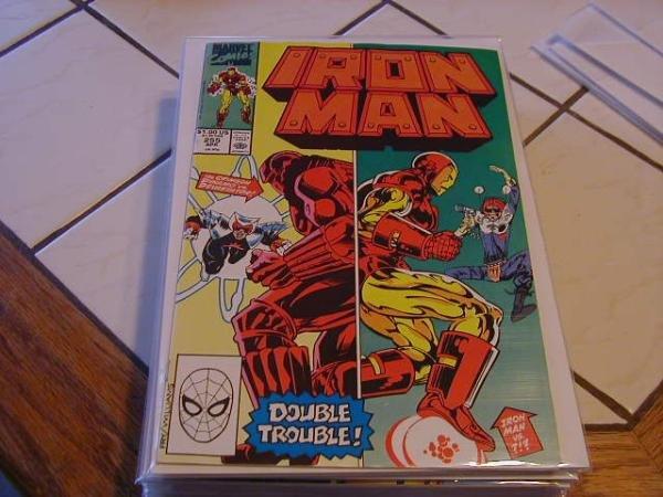 IRON MAN #255(1967)