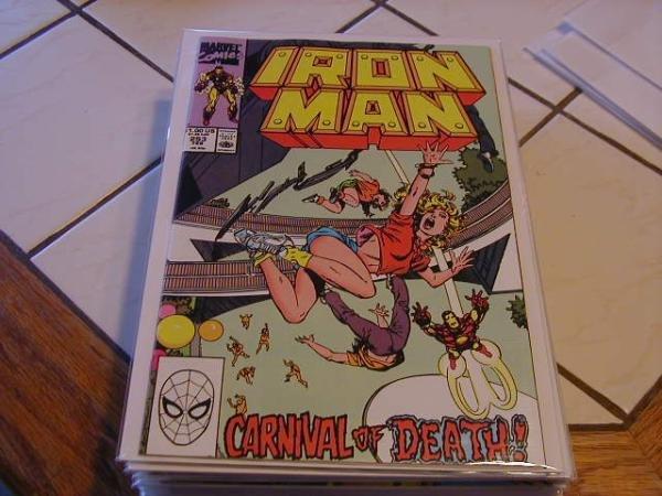 IRON MAN #253(1967)