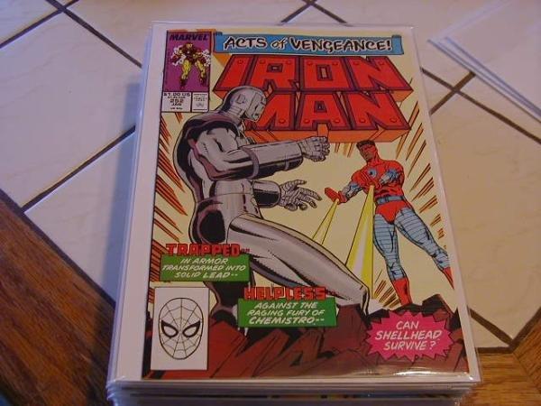 IRON MAN #252(1967)