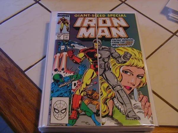 IRON MAN #244 (1967)