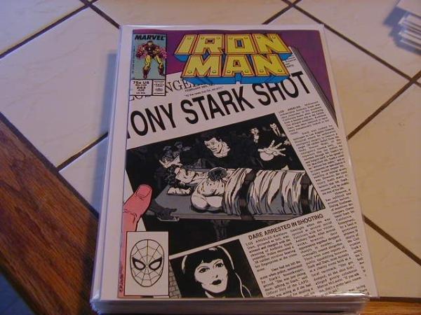 IRON MAN #243 (1967)