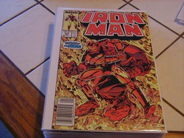 IRON MAN #238 (1967)