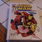 IRON MAN #234 (1967) SPIDER-MAN