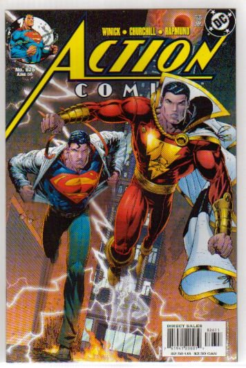 ACTION COMICS #826 VF/NM