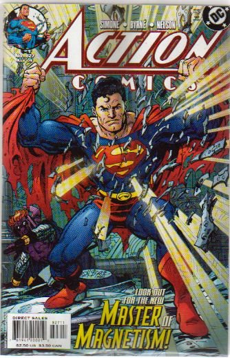 ACTION COMICS #827 VF/NM