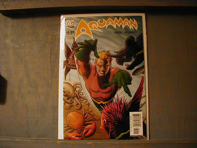 AQUAMAN #39 (2003) CURRENT SERIES NM