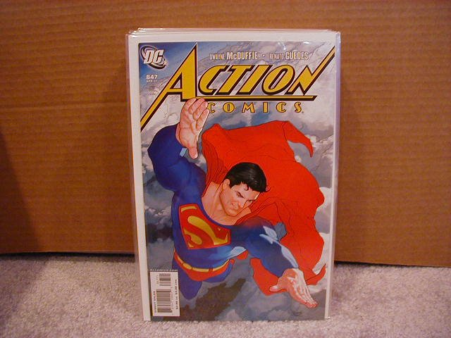 ACTION COMICS #847 NM