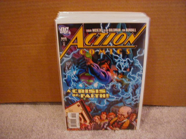 ACTION COMICS #849 NM