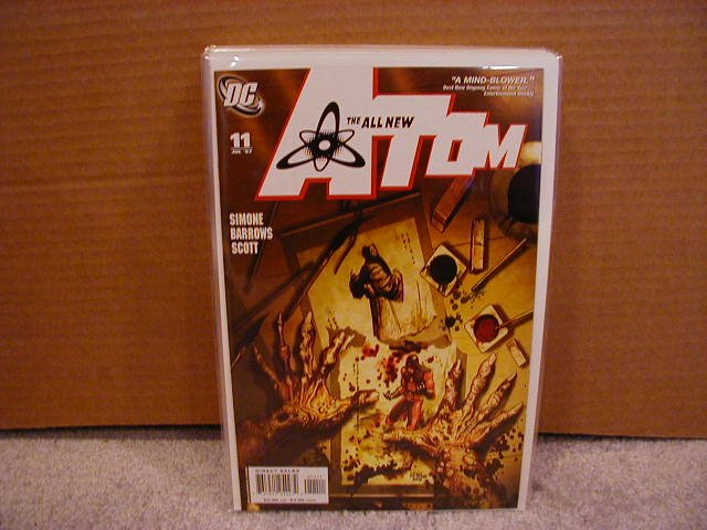 ALL NEW ATOM #11 NM