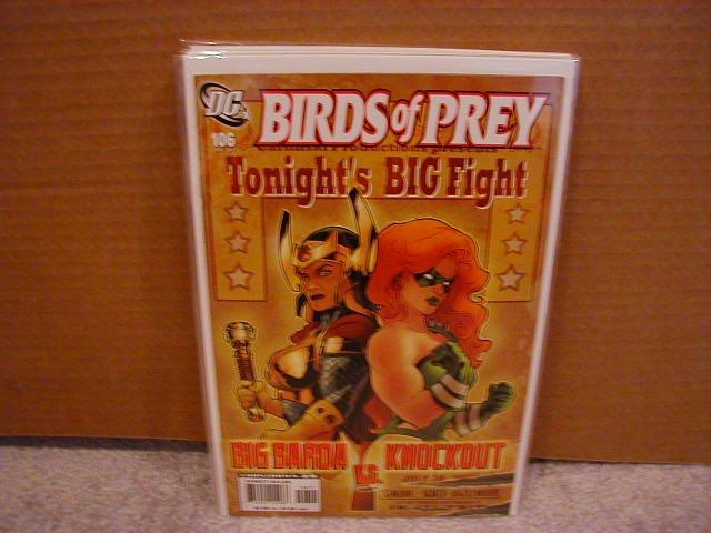 Birds of Prey #106 NM