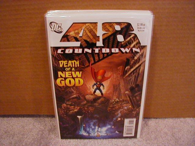 Countdown #48 NM (2007)