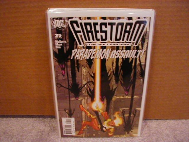 FIRESTORM #35 NM (2007)