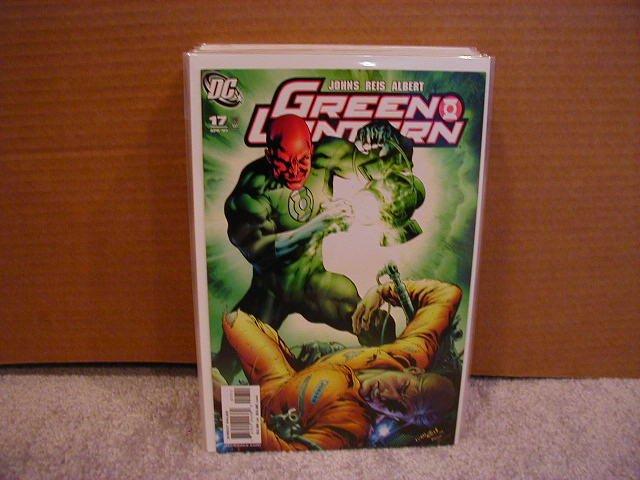 GREEN LANTERN #17 NM (2007)