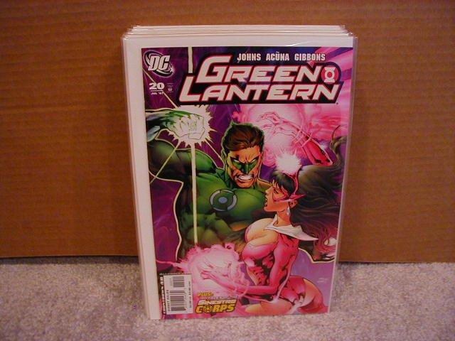 GREEN LANTERN #20 NM (2007)