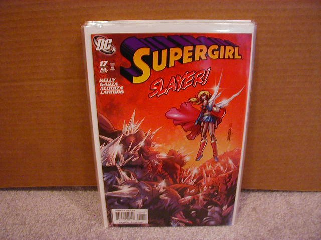 Supergirl #17 NM