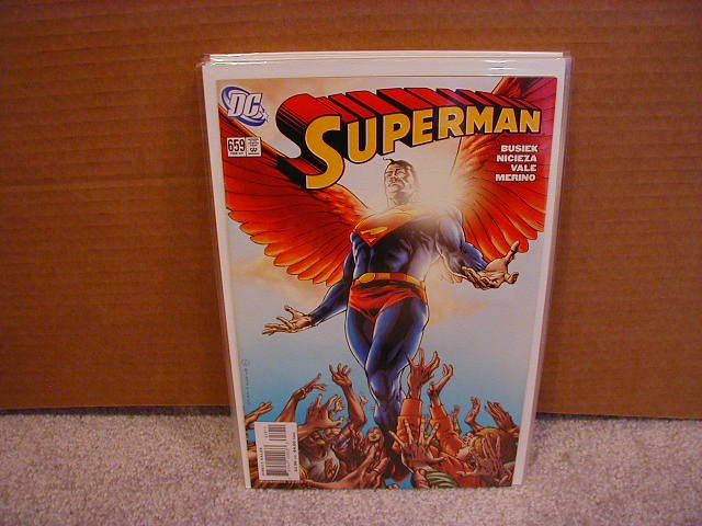 SUPERMAN #659 NM