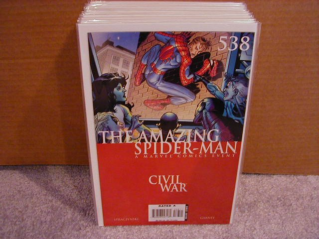 Amazing Spider-man #538 NM